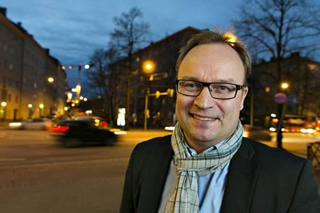Kaarlo Kankkunen vuonna 2015