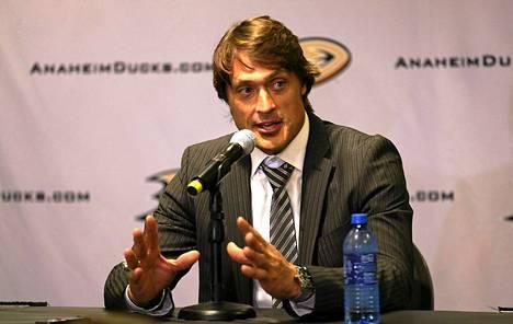 Teemu Selänteen ura paketoitiin lopullisesti kaksi viikkoa sitten, kun Anaheim Ducks jäädytti hänen pelinumeronsa.