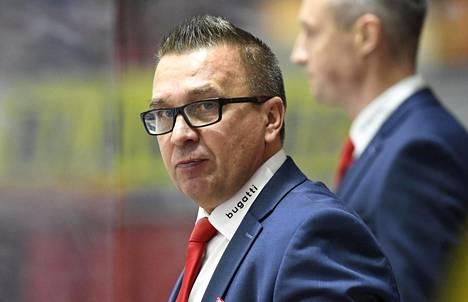 Ari-Pekka Selin väistyy HIFK:n päävalmentajan paikalta kauden jälkeen.