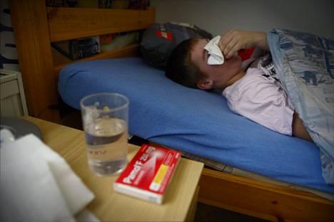 Influenssa on jatkanut kasvuaan kuluneet pari viikkoa.