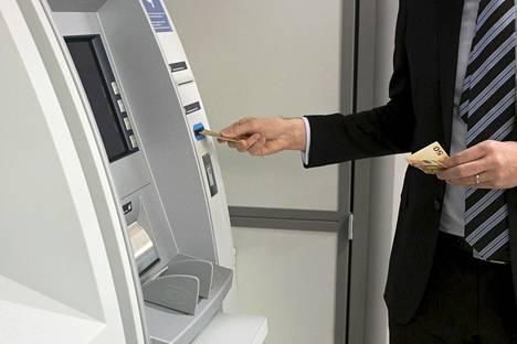 Op Talletusautomaatti