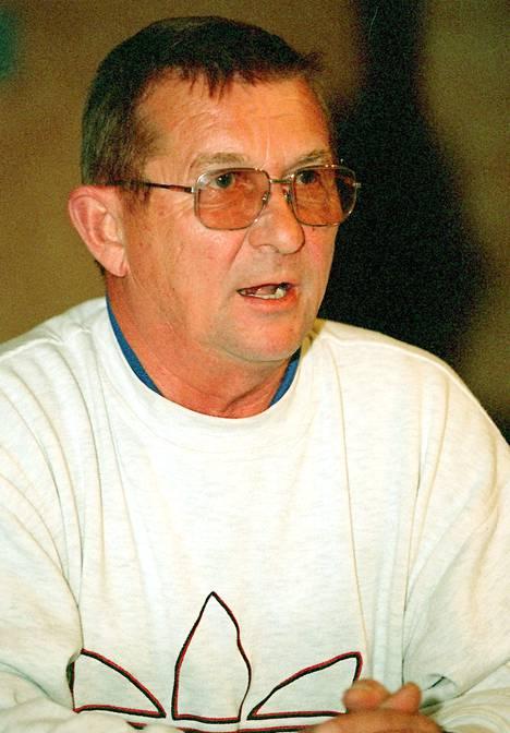 Keijo Voutilainen 1936–2014