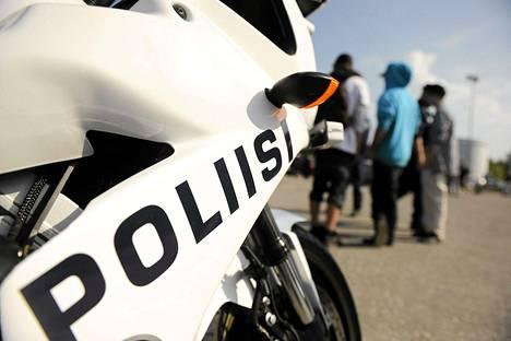 Sisäministeriön työryhmän ehdotuksen mukaan liikkuva poliisi lakkautettaisiin.
