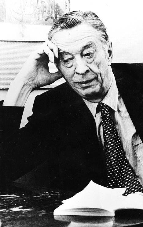 Juhani Rekola (1916–1986) oli pappi, esseisti ja ahkera lehtikirjoittaja.