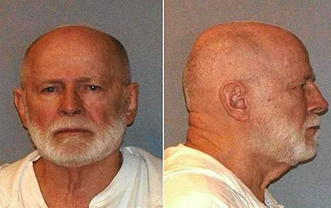 Poliisin valokuva James Bulgerista.