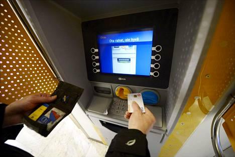 Pankkikortin Tunnusluku Unohtunut Op
