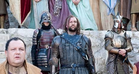 Game of Thronesin viides eli uusin kausi alkaa 12. huhtikuuta.