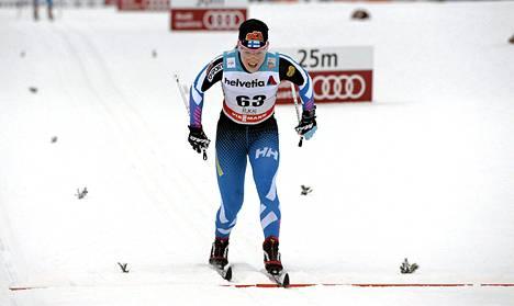Krista Pärmäkosken osallistuminen hiihdon Tour de Ski -kiertueelle on epävarmaa.