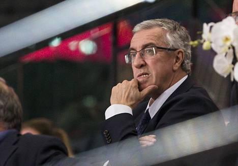 Ranskan jääkiekko on ottanut Luc Tardifin aikana isoja askeleita.