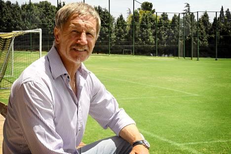 Valmentaja Stuart Baxter johdatti Kaizer Chiefsin kahteen Etelä-Afrikan mestaruuteen ja yhteen cup-voittoon.