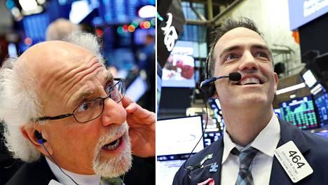 Pörssikurssit ovat sahanneet hurjasti viime päivien aikana Yhdysvalloissa.