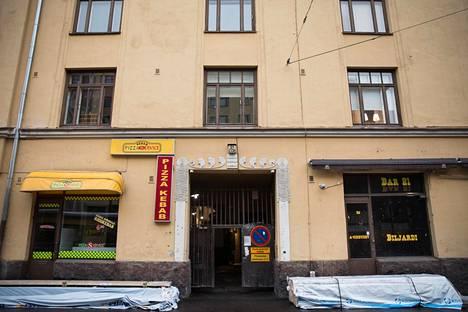 Asunto Oy Pohjansäde on vuonna Kallioon valmistunut jugendtalo, jossa on vietetty värikästä elämää.