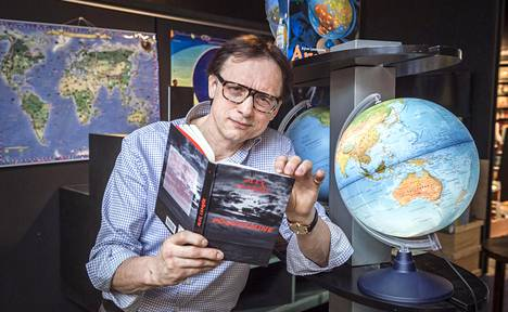 Alex Lepajõe loikkasi Neuvosto-Virosta vuonna 1984. Nyt hän on kirjoittanut muistelmat tuosta ajasta.