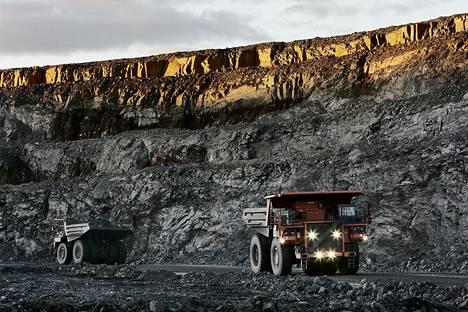 Terrafame suunnittelee uraanin talteenottoa kaivoksellaan Sotkamossa.