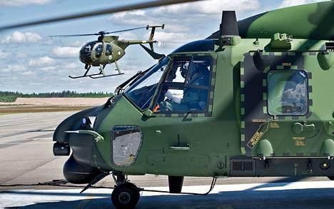 Suomen koko NH90-helikopteritilaus tulee valmiiksi kymmenen vuotta alkuperäisestä aikataulusta jäljestä.