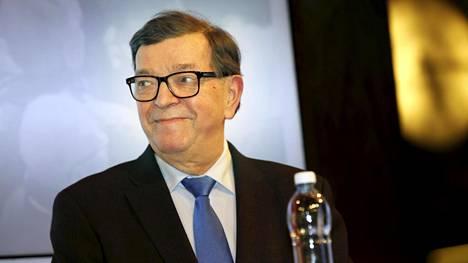 Paavo Väyrynen 2019.