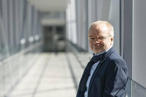 Vertailun paras kassavirta oli Riku Lehtisen mukaan Fortumilla. Seuraavaksi eniten kassavirta on plussalla UPM:llä ja Stora Ensolla.