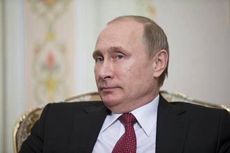 Putin vuonna 2015.