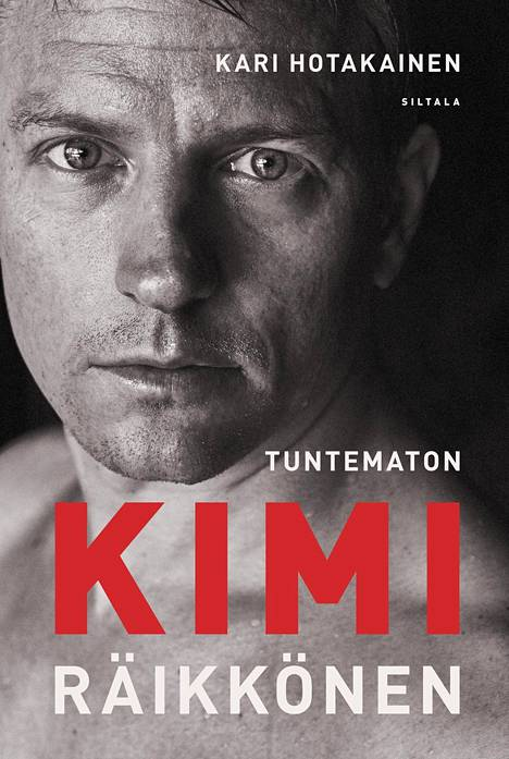 Tuntematon Kimi Räikkönen saattaa nousta Suomen 2000-luvun myydyimmäksi tietokirjaksi.