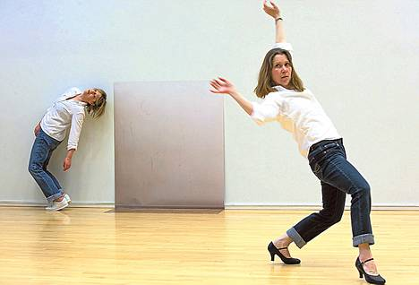 """Liisas danst Rosas on """"kunnianosoitus omille kehoille""""."""