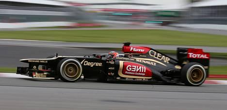 Kimi Räikkönen Montrealin osakilpailun toisissa harjoituksissa kesäkuun alussa.