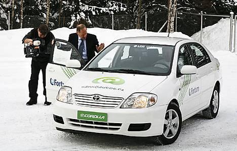 Tampere haluaa tuunata vanhoista autoista sähköautoja