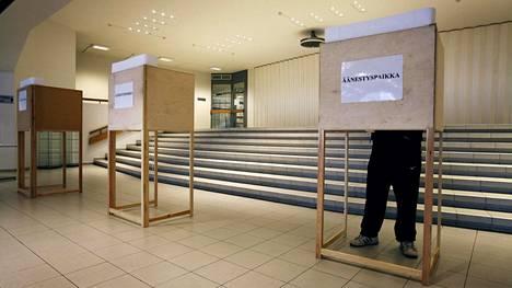 Suomessa vaalitapa sallii myös protestiäänten kuulua.