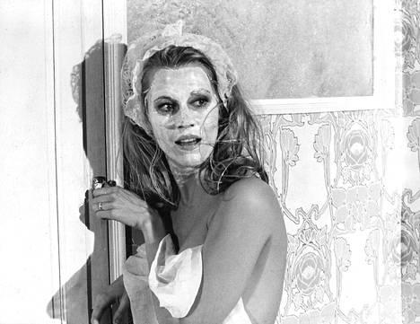 """Jane Fonda: Vadimin """"Pyörteen"""" keskushenkilö."""