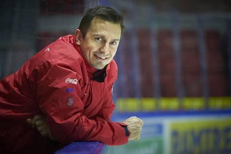 Joulukuussa 2014 Ville Peltonen toimi HIFK:n junioripuolen valmennuspäällikkönä.