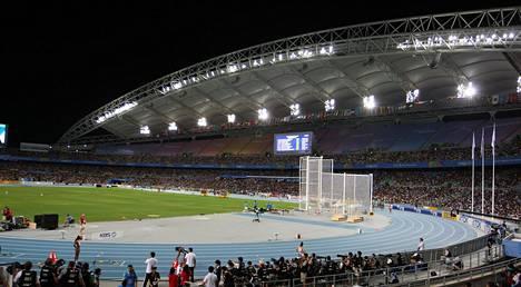 Yleisurheilun MM-kisat pidettiin vuonna 2011 Daegussa Etelä-Koreassa.