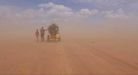 Ai Weiwein pakolaiskriisiä käsittelevä Human Flow -dokumentti on yksi Rakkautta & Anarkiaa -festivaalin avainelokuvista.