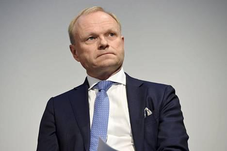 """""""Olen luottavainen, että Nokia on oikealla tiellä, mutta tämä on kolmen vuoden projekti. Olen myös optimistinen tuotekehityksen etenemisestä"""", sanoo elokuussa Nokian toimitusjohtajana aloittanut Pekka Lundmark."""