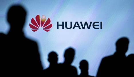 Huawei oli esillä Berliinin elekroniikkamessuilla 2015.