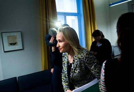 Merenkulkua uhanneeseen sopimusriitaan saatiin keskiviikkona sopu valtakunnansovittelija Minna Helteen johdolla.