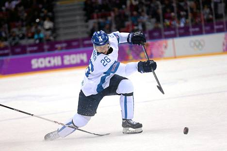 Jarkko Immonen teki Suomen neljännen maalin.