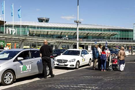 Helsinki-Vantaa taksijärjestelyt muuttuivat 1. heinäkuuta.