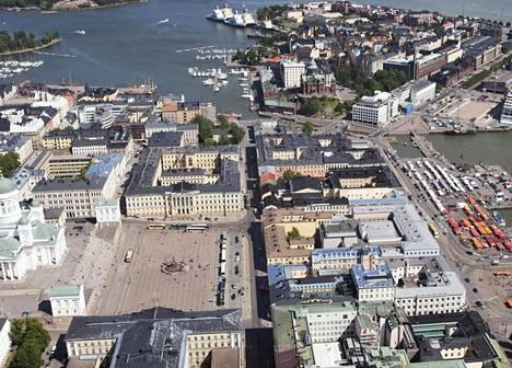 Helsingissä koronavirus on levinnyt ympäri kaupunkia ja erilaisille asuinalueille.