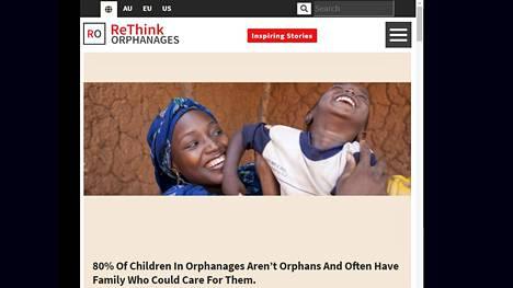 Järjestö Rethinking Orphanages kehottaa länsimaisia ihmisiä välttämään orpokotiturismia. Suurin osa maailman orpokotien lapsista ei järjestön mukaan ole orpoja, ja trendi voimistuu turismin myötä.