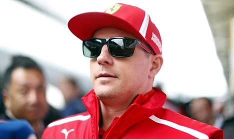 Kimi Räikkönen ensi kaudella Alfa Romeon kuljettaja.