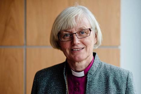 Arkkipiispa Antje Jackelén
