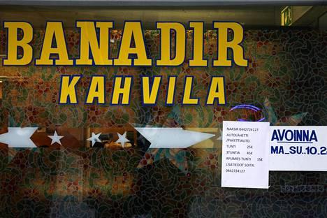 Banadir on kahvila Puhoksessa ja alue Somalian pääkaupungin Mogadishun ympärillä.