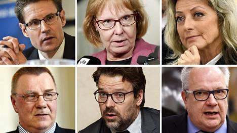 Vähiten poissaoloja on ylärivin kansanedustajilla: Sami Saviolla (ps), Annika Lapintiellä (vas) ja Ritva Elomaalla (ps). Poissaololistan kärkisijoilla ovat Pentti Oinonen (sin), Ville Niinistö (vihr) ja Kaj Turunen (kok).