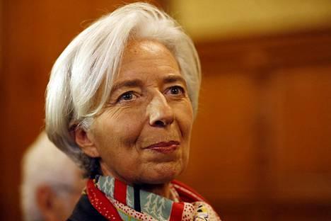 IMF:n pääjohtaja Christine Lagarde todisti viime viikolla oikeudessa Pariisissa. Maanantaina oikeus tuomitsi hänet syylliseksi laiminlyöntiin.
