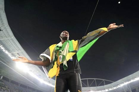 Bolt päätti Rion olympialaiset viestikultaan.