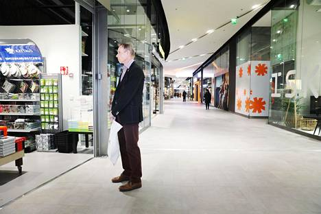 Espoosta tullut Juha Hirvonen vieraili maanantai-iltapäivällä ensimmäistä kertaa Redissä.