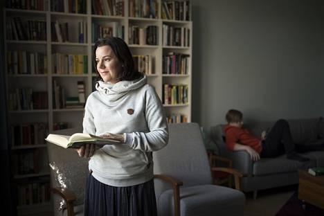 Janna Rantalan mukaan perheenjäsenten olisi hyvä muistaa antaa toisilleen välillä myös rauha.