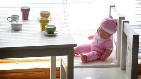 Viime vuonna turvakodin asiakkaista lapsia oli vajaa puolet. Kuva on kaksi vuotta sitten avautuneesta turvakodista Espoon Järvenperästä.