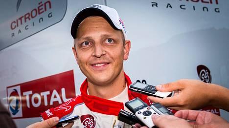 Mikko Hirvonen ajoi kaksi kautta Citroënilla. Nyt edessä on paluu Fordille, jolla suomalaiskuljettaja ajoi rallin MM-sarjaa viimeksi vuonna 2011.