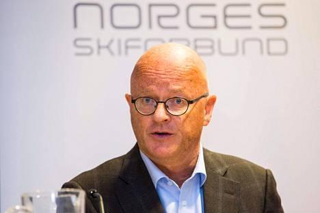 Fredrik S. Bendiksen.