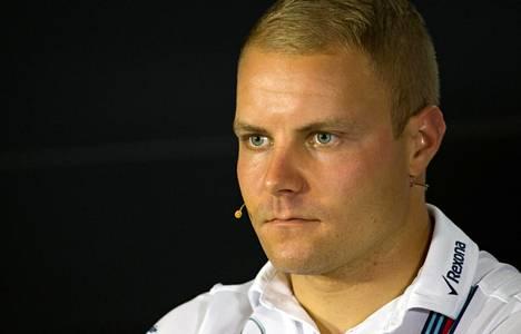 Valtteri Bottas ajoi Williamsilla neljän kauden aikana 77 gp-kisaa.